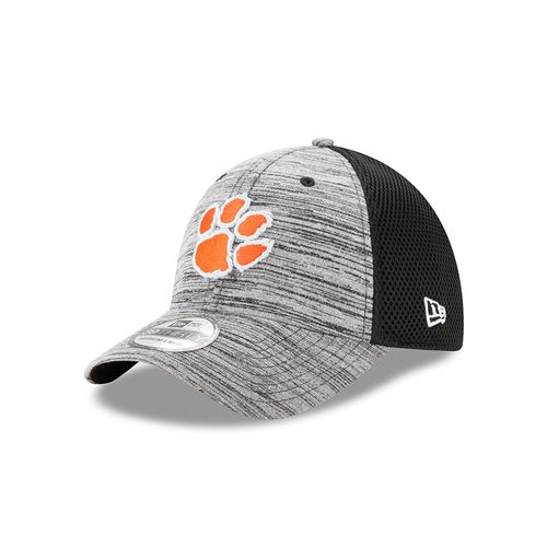 New Era Men's Clemson University Tonal Tint 39THIRTY Cap