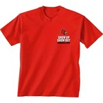 New World Graphics Men's University of Louisville Football Schedule '17 T-shirt - view number 2