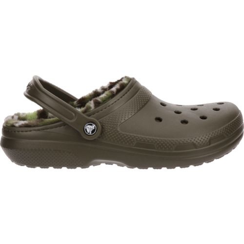 Crocs™ Men's Classic Lined Graphic Clogs