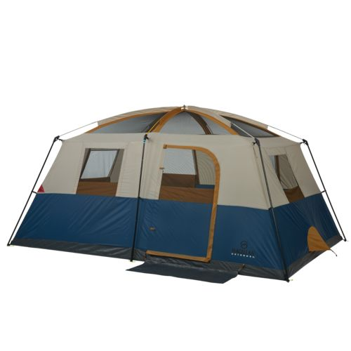 Magellan Outdoors Grand Ponderosa 10 Person Family Cabin Tent - view number 7