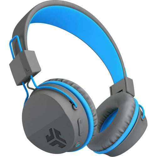 JLab Audio Neon On-Ear Bluetooth Headphones