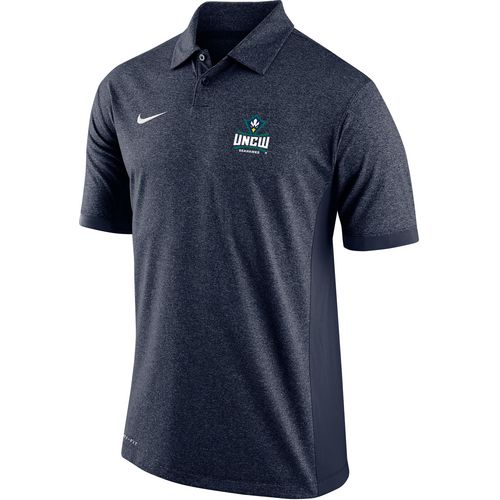 Nike Men's University of North Carolina at Wilmington Victory Block Polo