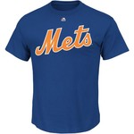 Majestic Men's New York Mets Curtis Granderson #3 T-shirt - view number 2
