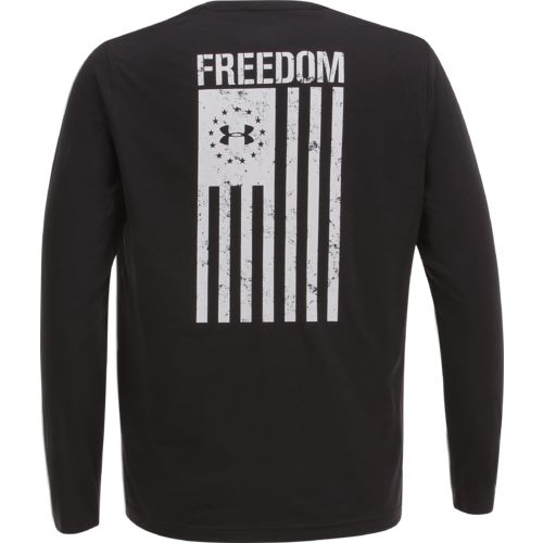 Under Armour Men's Freedom Flag Long Sleeve T-shirt