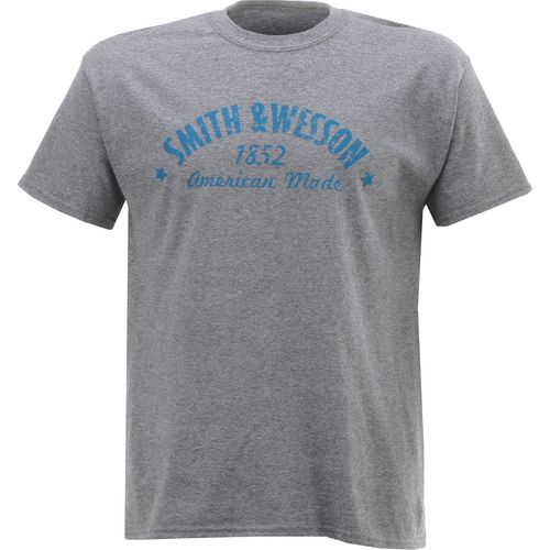 Smith & Wesson Men's Arched S&W 1852 Short Sleeve T-shirt - view number 1