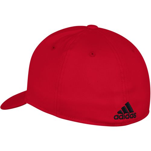 adidas Men's University of Louisville Structured Logo Flex Cap - view number 2