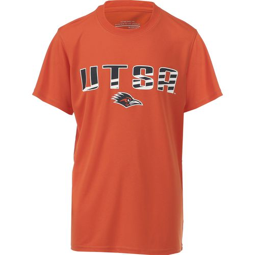 Colosseum Athletics Boys' University of Texas at San Antonio Team Stripe T-shirt