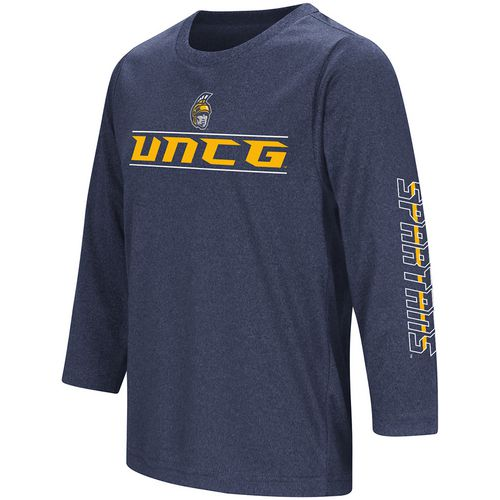 Colosseum Athletics Boys' University of North Carolina at Greensboro Long Sleeve T-shirt