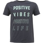 Big Bend Outfitters Men's Positive Vibes Short Sleeve T-shirt - view number 1