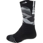 Nike Men's Elite Versatility Static Crew Basketball Socks - view number 2