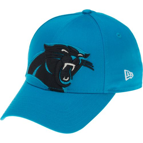 New Era Women's Carolina Panthers Glitter Glam 9FORTY Cap - view number 2