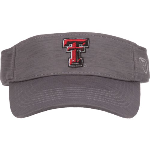 Top of the World Men's Texas Tech University Upright Visor
