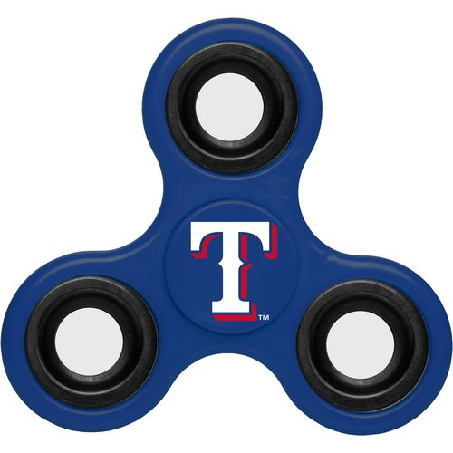 Forever Collectibles Texas Rangers Diztracto 3-Way Spinnerz Toy