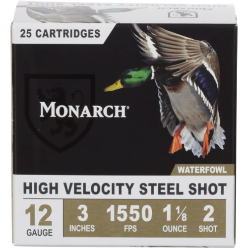 Monarch Waterfowl Magnum MAX DR 12 Gauge 2 Shotshells