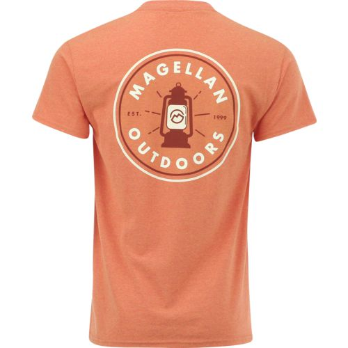 Display product reviews for Magellan Outdoors Men's Outdoor Lantern Short Sleeve T-shirt