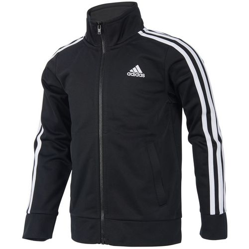 adidas Boys' Iconic Tricot Event Jacket