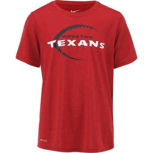 Nike Boys' Houston Texans Legend Icon T-shirt