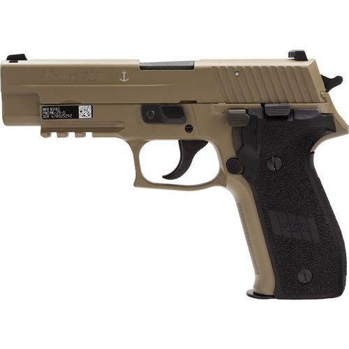 SIG SAUER P226 MK25 Desert Full-Size 9mm Luger Semiautomatic Pistol