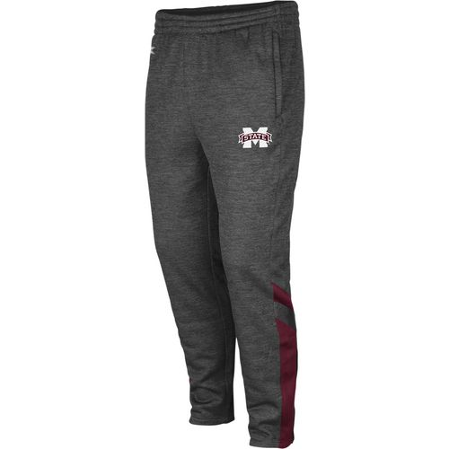 Colosseum Athletics Men's Mississippi State University Software Fleece Pant