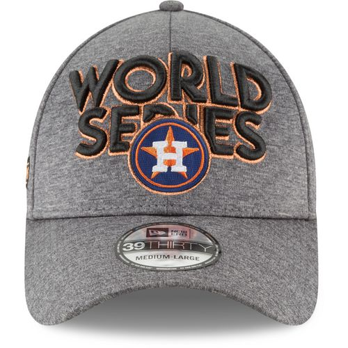 New Era Astros 3930 ALCS Champ Locker Room Cap