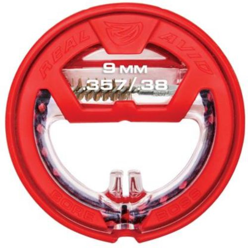 Real Avid Bore Boss .357/.38/9mm Bore Cleaner