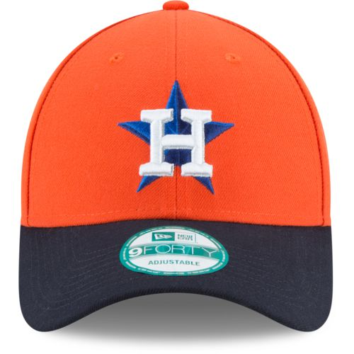 New Era Men's Astros 2017 World Series Champs 940 Side Patch Cap