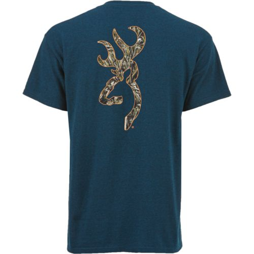 Display product reviews for Browning Men's Buckmark T-shirt