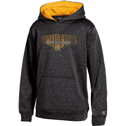 Champion Boys' Wichita State University Take Off 3 Pullover Hoodie