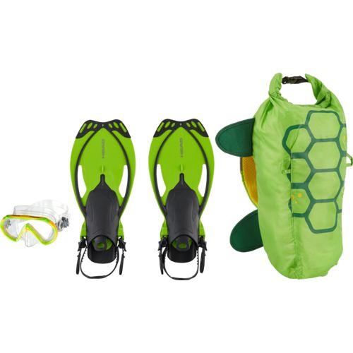 Display product reviews for HEAD Youth Sea Pals Snorkel Set