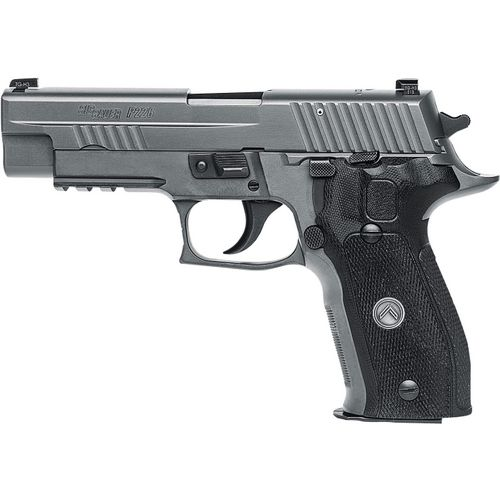 Display product reviews for SIG SAUER P226 Legion 9mm Luger Pistol