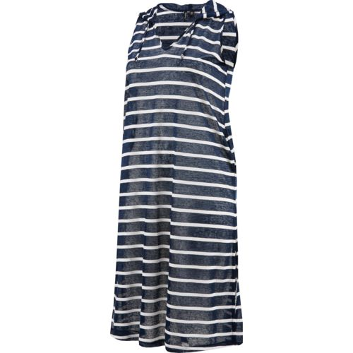 Porto Cruz Women's Nautical Hooded Midi Dress - view number 1