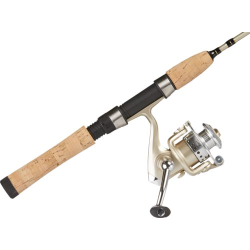 H2O XPRESS Tiny Ultralight 4 ft 6 in Spinning Rod and Reel Combo