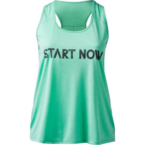 Display product reviews for BCG Women's Graphic Plus Size Tank Top