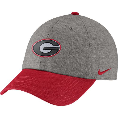 Nike Men's University of Georgia COL Heritage86 Heather Cap