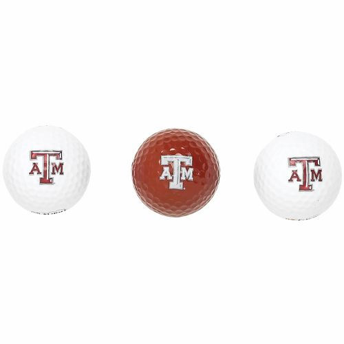 Image for Team Golf Golf Balls 3-Pack from Academy