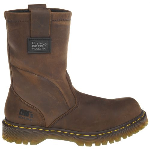 Dr. Martens Men's Industrial Wellington Work Boots | Academy