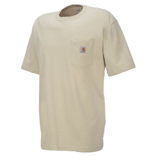Carhartt Men's Short Sleeve Work Wear T-shirt