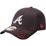 New Era Men's 39THIRTY Neo Braves Cap