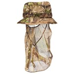 Outdoor Cap Bucket Hat with Facemask