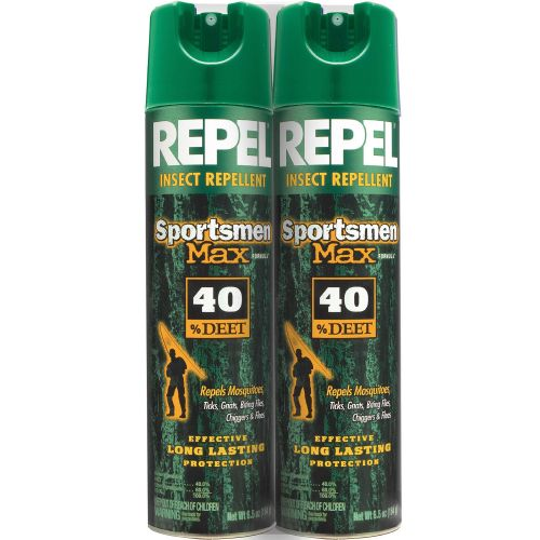 Repel Sportsman 6.5 oz. Max Formula Insect Repellant