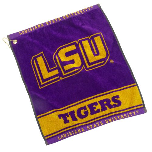 Team Golf Woven Towel