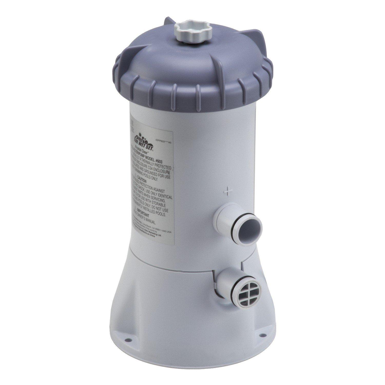 INTEX® Krystal Clear™ 1,000-Gallon Cartridge Filter Pump