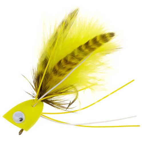 Superfly™ Bass Popper 1.25' Fly