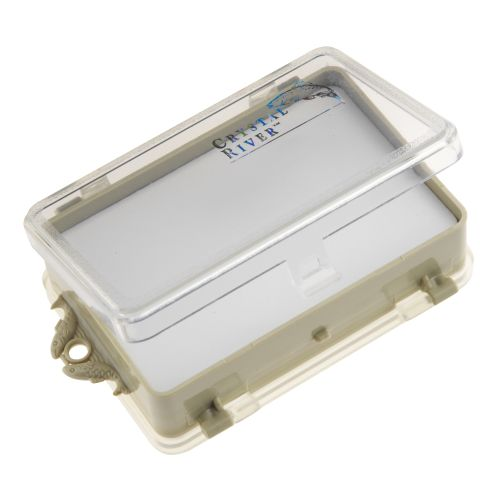 Crystal River Small Foam Fly Box