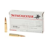 Winchester .308 147-Grain Centerfire Rifle Ammunition