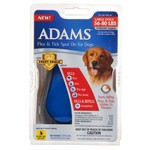 Adams™ Spot On Dog 56 - 80 lb. Topical Flea and Tick Treatment 3-Pack
