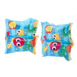 Splashin' Fun™ Kids' Big Eye Fishies Inflatable Arm Floats 2-Pack