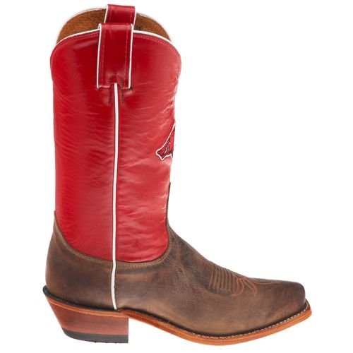 Image for Nocona Women's University of Arkansas Western Boots from Academy