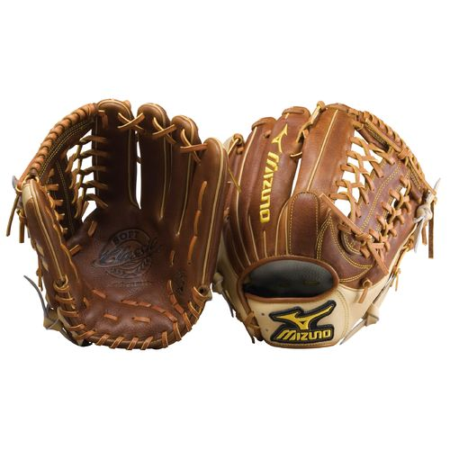 "Image for Mizuno Adults' Classic Pro Soft 12.75"" Outfield Baseball Glove from Academy"