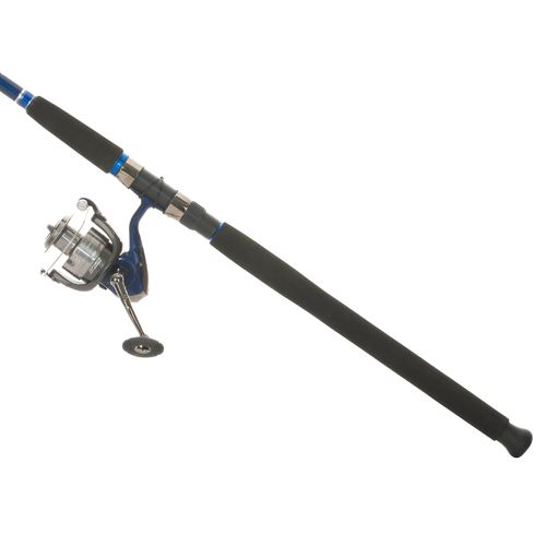 Daiwa D-Wave M Freshwater/Saltwater Spinning Rod and Reel